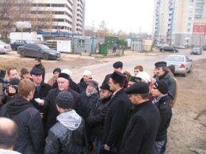 Акцию организовали представители Татарской культурной автономии ЮВАО