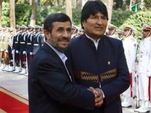 Иран и Боливия объединились в борьбе с империализмом