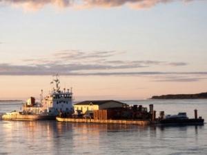 В Арктике установили минарет