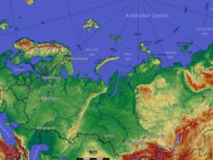 Проект по повороту сибирских рек на юг впервые был разработан в 1868