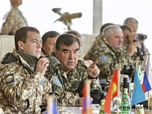 Между НАТО и ШОС – шанс ОДКБ
