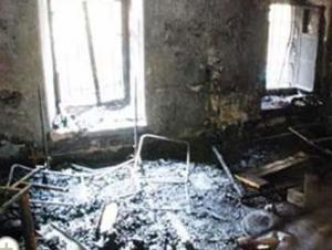 После поджогов мечетей поселенцы взялись за церковь