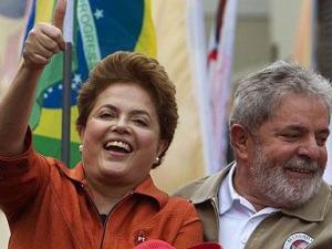 Впервые Бразилию возглавит женщина