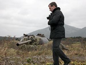 Япония раздосадована приездом Медведева на Курилы