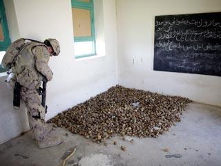 Россия ввела свои спецподразделения в Афганистан