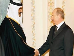 Россия поддерживает идею проведения газового саммита в Катаре – Путин