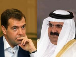 Президент РФ и эмир Катара обсудят ключевые аспекты сотрудничества в торгово-экономической и инвестиционной областях