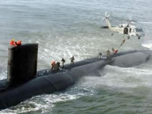 В Персидском заливе обнаружена четвертая субмарина США