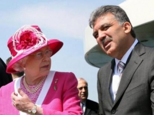 Президента Турции наградит британская королева