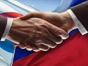 Президент России с официальным визитом в Корее