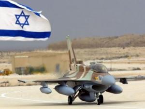 Израильский истребитель разбился на юге страны, пилоты погибли