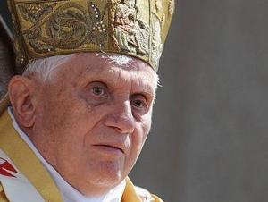 """Папа Бенедикт XVI о значимости """"верующего фактора"""": новый крестовый поход?"""
