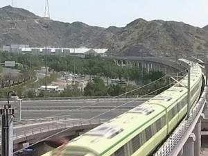 Саудовские паломники поедут на хадж в метро