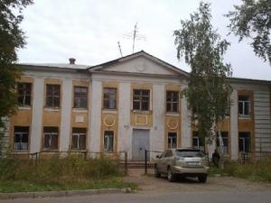 Учебный корпус будущей мусульманской гимназии Мансурия