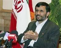 НАТО — не угроза Ирану — Ахмадинежад