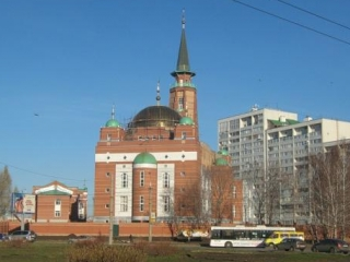 Соборная мечеть г. Самары
