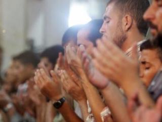 В секторе Газа молятся о дожде