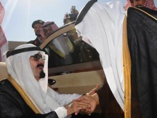 Король Саудовской Аравии передал свои полномочия брату