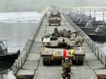 Пхеньян: Артобстрел стал ответом на провокацию со стороны Южной Кореи