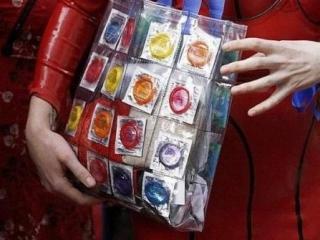 Детские презервативы шокировали родителей