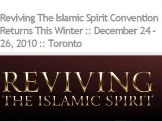 В Канаде пройдет очередной конгресс, посвященный возрождению исламского духа