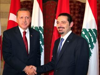 Эрдоган завершает свой визит в Ливан