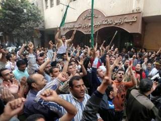 «Моссад» раскручивает мусульмано-христианский конфликт в Египте