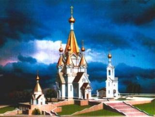 "Проект храма ""2000-летия с рождества Христова"""