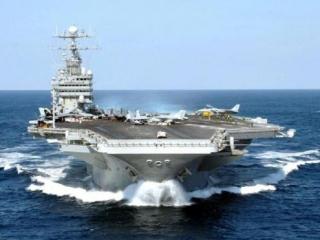 США проведут военно-морские учения близ побережья Китая