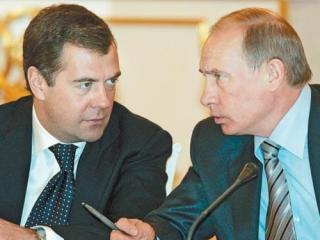 Медведев и Путин еще не решили, кто будет баллотироваться на выборах-2012
