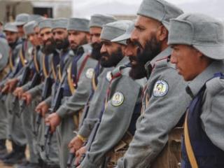 Афганский полицейский расстрелял шестерых военнослужащих НАТО