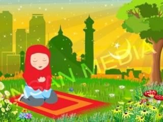 Пазлы для детей мусульман и не только