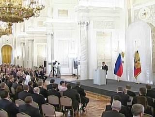 Президент РФ предложил безвозмездно выделять многодетным семьям землю под строительство