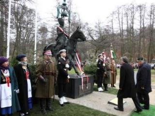 В Польше открыт памятник татарскому воину