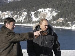 Правительство создает комиссию по развитию Северного Кавказа