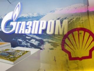 """Газпром"" и Shell  договорились"