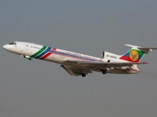 Дагестанские пилоты посадили пассажирский самолет с отказавшими двигателями