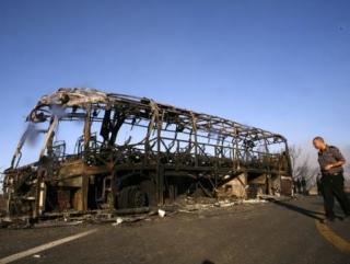 В блогах: Пожар и враги Израиля