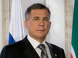 Президент Татарстана обсудил в Абу-Даби  вопросы развития исламского банкинга в России