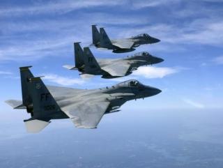 Американские ВВС пытались перехватить российские самолеты в Японском море
