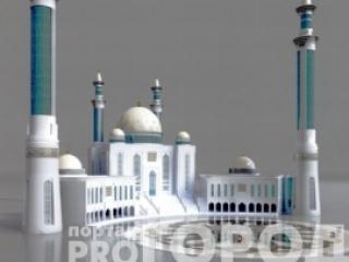 Новая мечеть Татарстана будет выше, чем Кул-Шариф