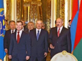 Президенты стран СНГ обсудили в Кремле проекты зон свободной торговли