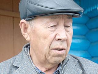 Искандар Сулейманович Шарапов. Фото газеты «Усть-Ишимский вестник»