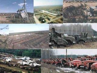 Экстремальный туризм: добро пожаловать в Чернобыль