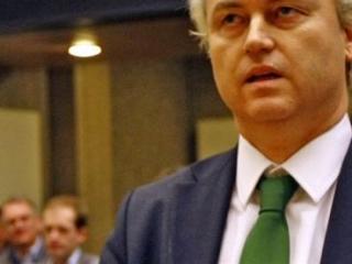 Телезрители назвали Вилдерса лучшим политиком года