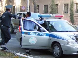 Посольство США  подарило оборудование МВД Таджикистана