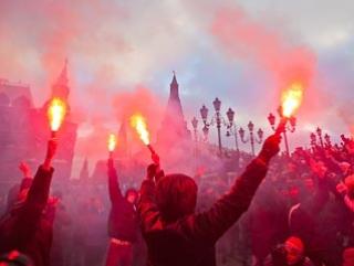 СКП признал погромы на Манежной массовыми беспорядками, но в мягкой форме