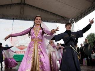 Из-за беспорядков в Москве перенесен фестиваль народов Кавказа