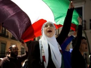 Палестинцы добиваются международного признания своего государства