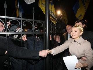"""Тимошенко может стать """"мученицей режима"""""""